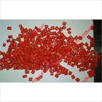 Reprocessed Red Abs Granules