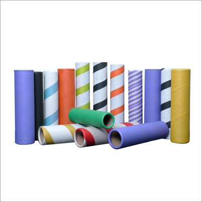 Textile Spiral Paper Tubes