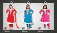 Designer Kids Patiala Suits
