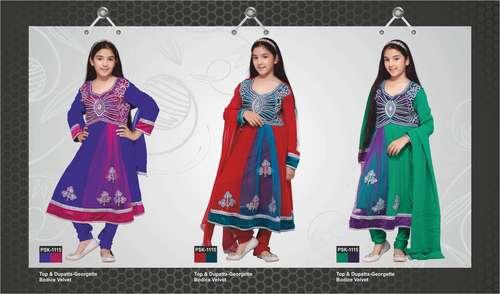 Kids Designer Cotton Suit