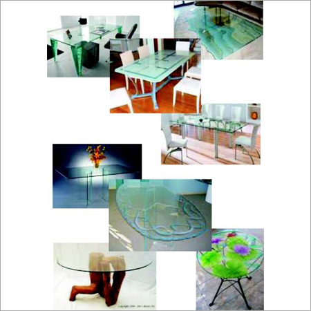 Glass Table and Table Top