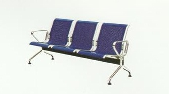 3-Seater Waiting Chair