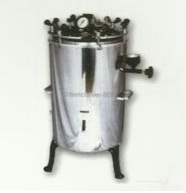 Autoclave Double Drum
