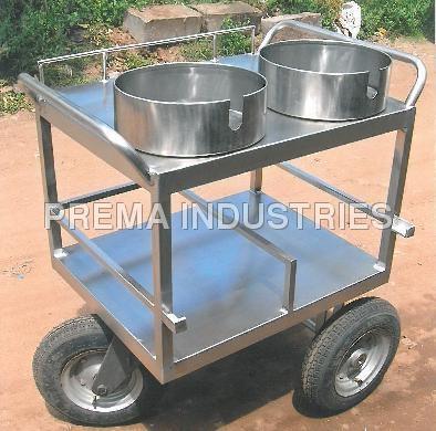 Tea Service Trolley