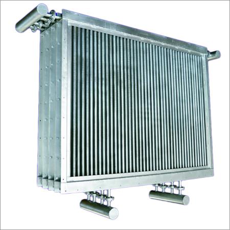Split Type Heat Exchanger