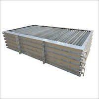 Extruded Aluminum Heat Exchanger