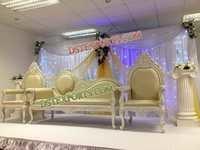 Stylish Wedding Love Furniture