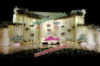 Latest Wedding Stage Love Seater