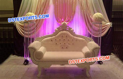Latest Wedding Stage Royal Sofa