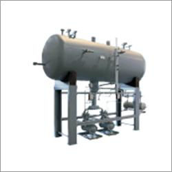 Low Pressure Ammonia Receivers