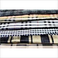 Indian Dupion Check Fabric