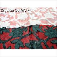 Organza CutWork Fabrics
