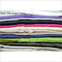 Satin Silk Fabric Solid Color