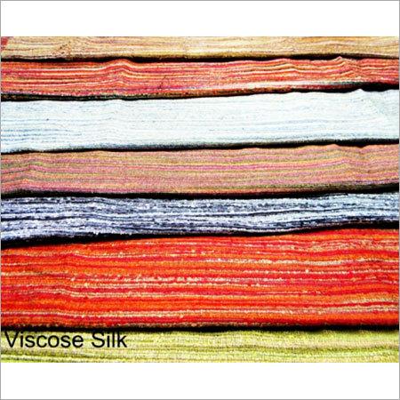 Viscose Silk Fabrics