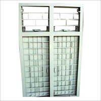 Steel Shutter Window