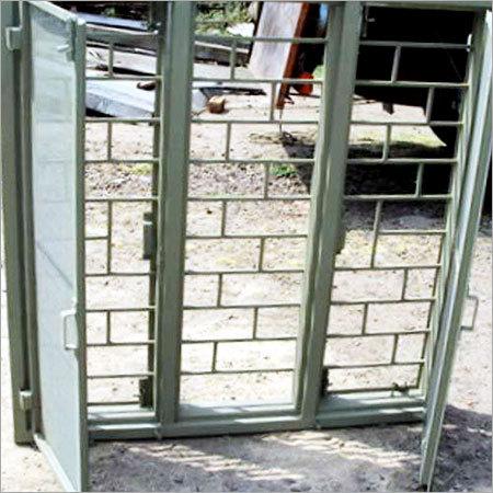 Pressed Steel Windows