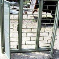 Steel Glass Shutter Windows