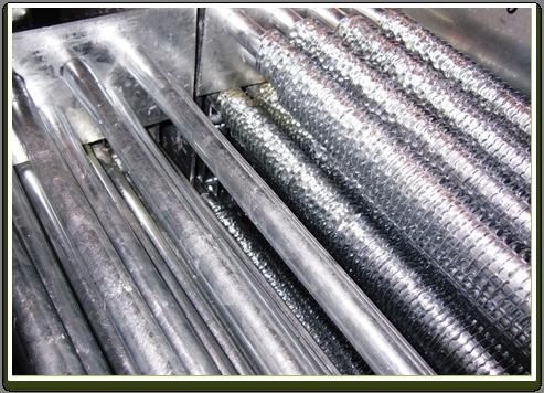 Evaporator Anti Scalen