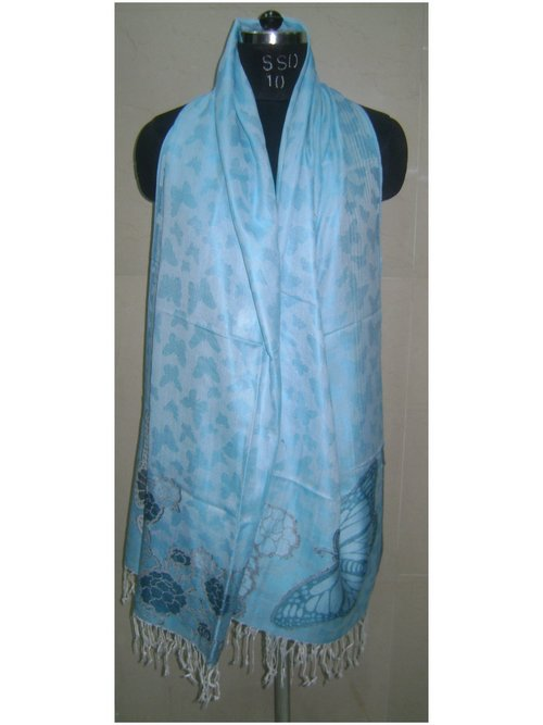 Colorful Silk Stoles