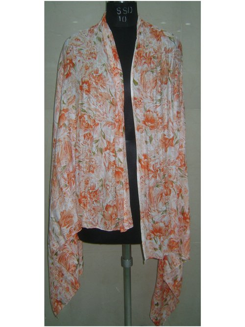 Girls Printed Stoles