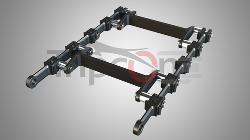 Drag/Flow Conveyor Chain