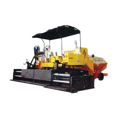 Paver Finisher Certifications: Iso