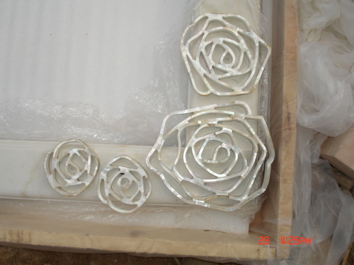 MOP Rose Tile