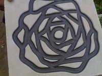 Rose Pattern Tiles