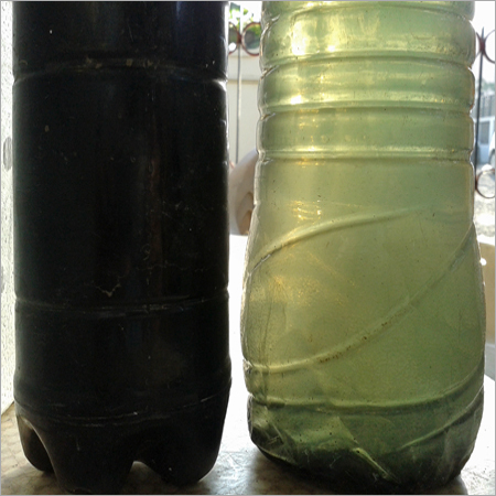 Textile Dyeing Wastewater Treatment