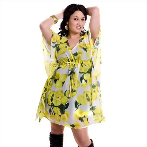 Cotton Printed ladies Tunic