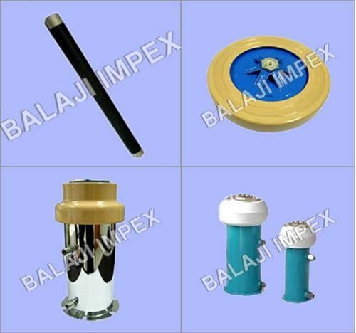 High Voltage Capacitors