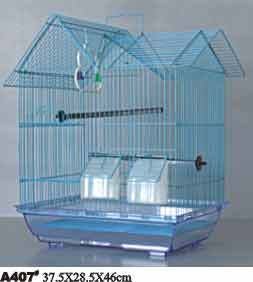 A 407 Birds Cages