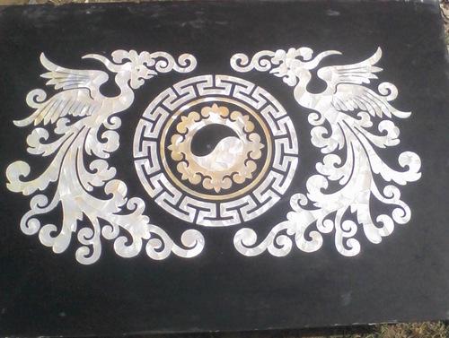 Designer Inlay Table