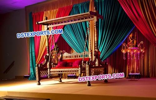 Indian Wedding Royal Jhula