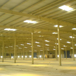 Industrial Structural Shed