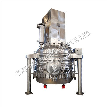 Stainless Steel Nutsche Filter Dryer