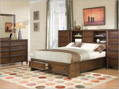 Antique Double Bed