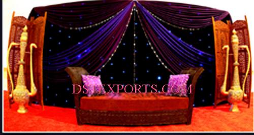 Wedding Stage Decoration Metal Surahis