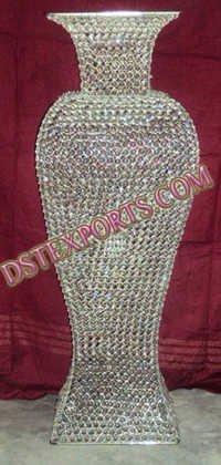 Wedding Crystal Vases