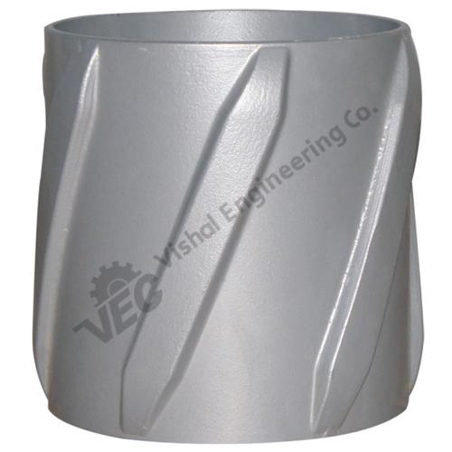 Spiral Blade Solid Centralizer