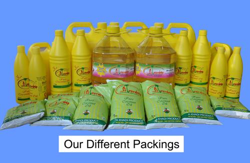 Nutritional Coconut Oil