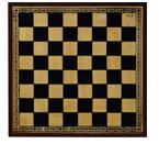 Wooden Chess Board - Kids