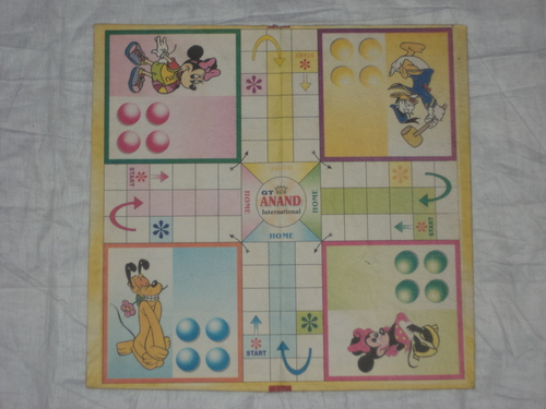 LUDO and SNAKES & LADDERS
