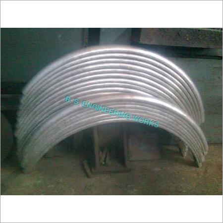 Half Radius Limpet coil