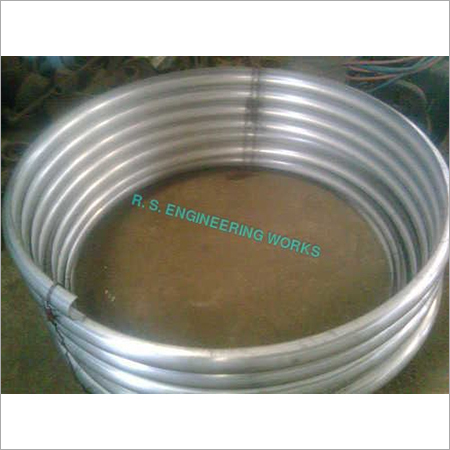 Stainless Steel Limpet Coil