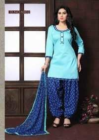 New Fancy Cotton Salwar Kamiz
