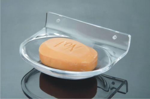 Acrylic Oval Soap Dish