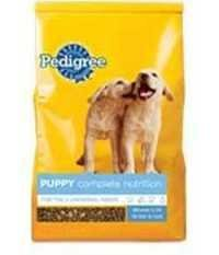 Pedigree Puppy Complete Nutrition for Puppies(Dry)