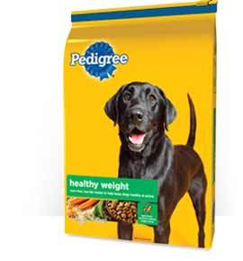 Pedigree Healthy Weight Food for Dogs(Dry)