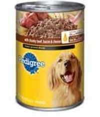 Pedigree Puppy Meaty Ground Dinner  with Chicken& Beeff(Wet)